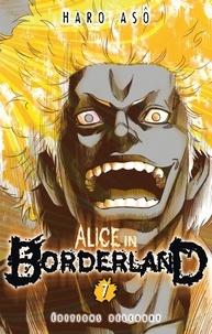 Haro Asô - Alice in Borderland Tome 7 : .