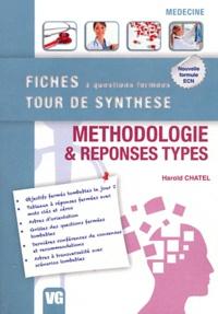 Harold Chatel - Méthodologie & réponses types.