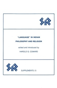 Harold Coward - Language in Indian Philosophy and Religion.