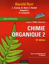 Ucareoutplacement.be Chimie organique - Tome 2 Image