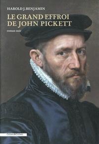 Harold J Benjamin - Le grand effroi de John Pickett.