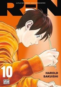 Harold Sakuishi - Rin Tome 10 : .