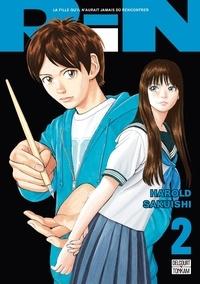 Harold Sakuishi - Rin Tome 2 : .