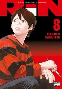 Harold Sakuishi - Rin Tome 8 : .