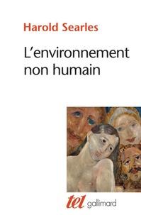 Harold Searles - L'environnement non humain.