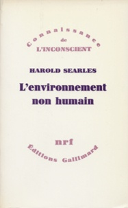 Deedr.fr L'Environnement non humain Image