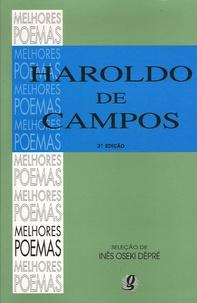 Haroldo de Campos - Melhores poemas.
