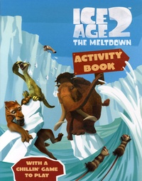 Harper Collins - Ice Age 2, The Meltdown - Activity Books.