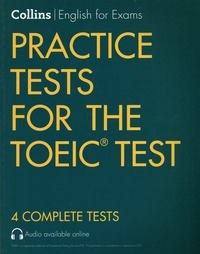 Harper Collins - Practice Tests for the TOEIC Test - 4 complete tests.