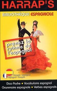Bibliotheque Espagnole Harrap S Coffret En 4 Volumes Pocket Dictionnaire Grammaire Espagnole Vocabulaire Espagnol Verbes Espagnols Pdf Complet Pdf Top
