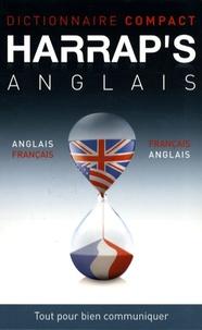 Harrap - Dictionnaire Compact anglais-français et français-anglais.