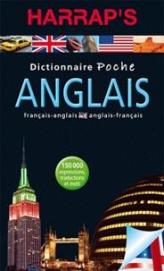 Harrap - Dictionnaire Harrap's Poche anglais-français et français-anglais.