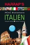 Harrap - Dictionnaire mini français-italien et italien-français.
