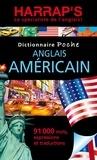 Harrap - Dictionnaire Poche anglais américain anglais-français et français-anglais.