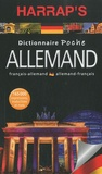 Harrap - Dictionnaire poche français-allemand allemand-français.
