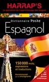 Harrap - Dictionnaire poche Harrap's espagnol - Espagnol-Français / Français-Espagnol.
