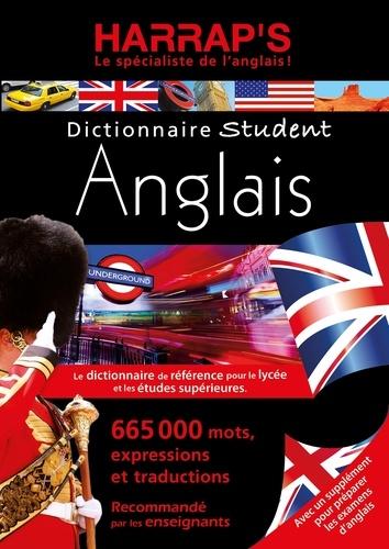 Dictionnaire Student Anglais Francais Et Francais Anglais Grand Format