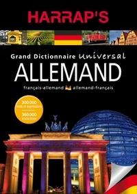 Harrap - Grand dictionnaire universal allemand.