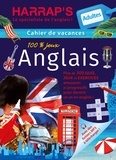 Harrap - Harrap's cahier de vacances 100% jeux anglais adulte.