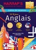 Harrap - Harrap's cahier de vacances de la 3e à la 2nde - 100% jeux anglais.