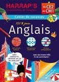 Harrap - Harrap's Cahier de Vacances du CE2 au CM1 - 100% jeux anglais.