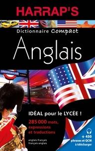 Harrap - Harrap's compact - Anglais-français, français-anglais.