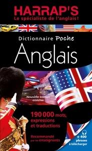 Harrap - Harrap's dictionnaire poche Anglais.