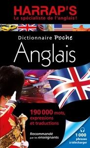 Harrap - Harrap's Dictionnaire Poche Anglais - Anglais-français ; français-anglais.