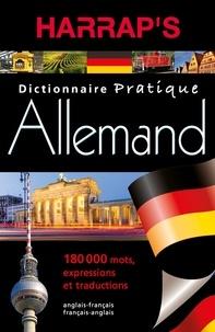 Harrap - Harrap's Dictionnaire Pratique français-allemand et allemand-français.