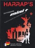 Harrap - Harrap's Mini plus Dictionnaire français-allemand et allemand-français.