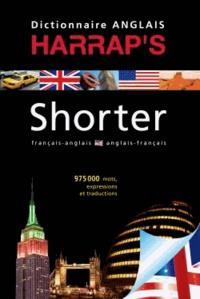 Harrap - Harrap's Shorter - Dictionnaire anglais-français et français-anglais.