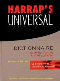 Feriasdhiver.fr Harrap's Universal - Dictionnaire français-allemand + Deutsch Aktiv Image
