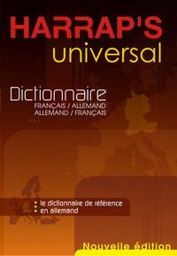 Harraps universal - Dictionnaire français-allemand et allemand-français + Deutsch aktiv, le guide de référence pour bien sexprimer en allemand.pdf