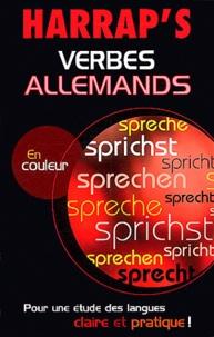 Galabria.be Harrap's verbes allemands Image