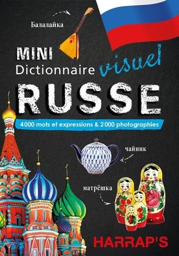Mini dictionnaire visuel russe. 4 000 mots et expressions & 2 000 photographies