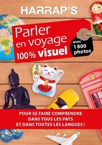 Harrap - Parler en voyage 100 % visuel - Avec 1 800 photos.