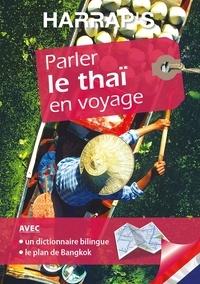 Harrap - Parler le thaï en voyage. 1 Plan détachable