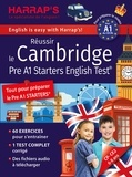 Harrap - Réussir le Cambridge Pre A1 Starters English Test.