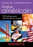 Harrap's - Guide de conversation anglais americain.