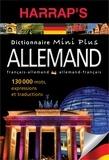 Harrap's - Harrap's dictionnaire mini plus allemand - Français-Allemand Allemand-Français.