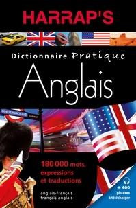 Deedr.fr Harrap's Dictionnaire Pratique anglais-français/français-anglais Image