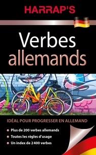 Téléchargez des ebooks gratuits google books Harrap's verbes allemands 9782818705124 par Harrap's en francais PDB