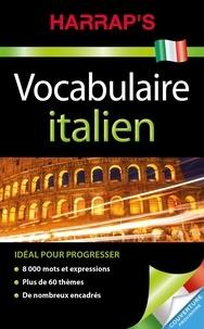 Harrap's - Vocabulaire italien.