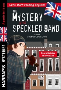 Harrap - The Mystery of the Speckled Band - Pour atteindre le niveau A1.