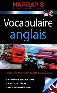 Harrap - Vocabulaire anglais.