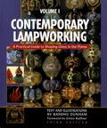 Harri Bandhu - Contemporary Lampworking: A Practical Guide to Shaping Glass in the Flame - En 2 volumes.