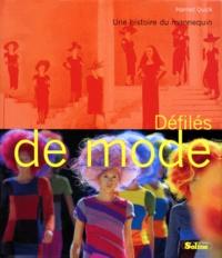 Accentsonline.fr DEFILES DE MODE. Une histoire de mannequin Image