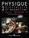 Harris Benson - Physique - Tome 2, Electricité et magnétisme. 1 Cédérom