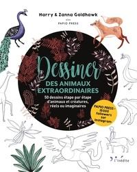 Dessiner des animaux extraordinaires - 50 dessins étape par étape danimaux et créatures, réels ou imaginaires.pdf