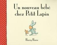 Harry Horse - Un nouveau bébé chez Petit Lapin.